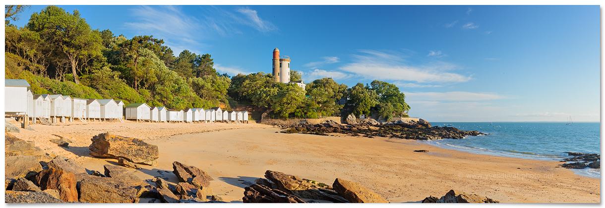 Le Bois De La Chaise Sur Lile Noirmoutier Vendee Pays