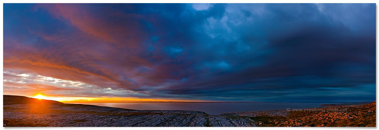 irlande-burren-coucher-de-soleil-1